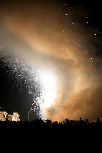 feuerwerk-Valencia