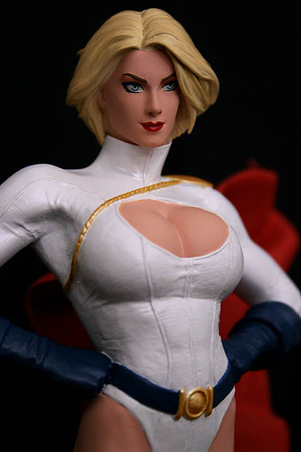 DC Cover Girls - PowerGirl