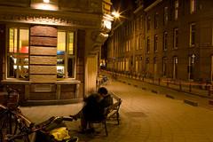 My A'dam Life // Amsterdam by night (guidafonseca) Tags: amsterdam 2010 amsterdambynight amesterdo