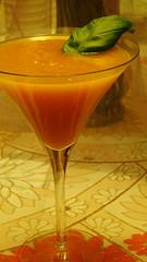 Papaya Peach Smoothie