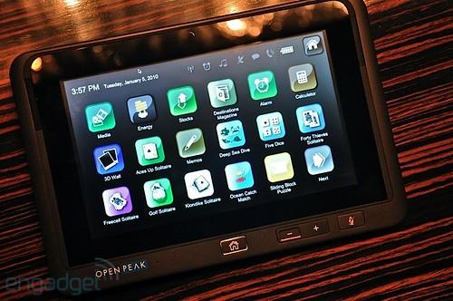 OpenPeak OpenTablet 7 Hands-on