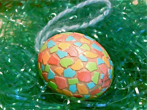 Modge Podge, decorated Easter Eggs, how to decorate an Easter Egg,, Easter Egg Decorating Ideas