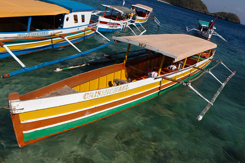Hundred Islands: Boat Mobile