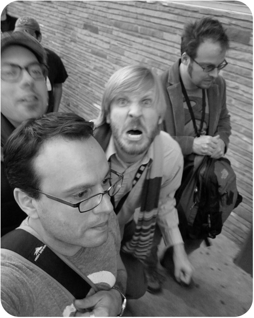 Neff, Joel, Ben, Mathew SXSW2010