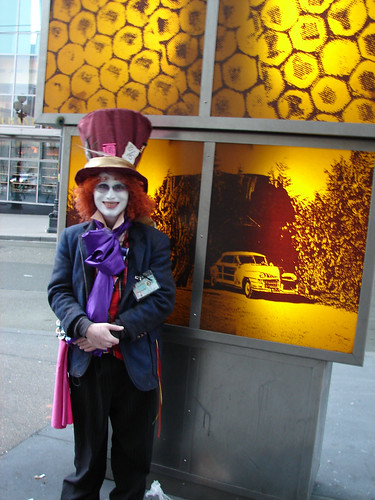 Mad Hatter (Alice in Wonderland) by Seattle.roamer