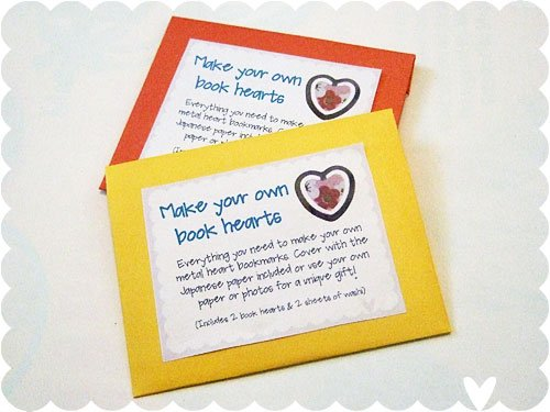 Book Hearts Kit