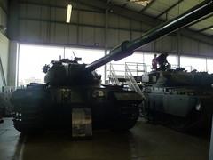 FV214 Tank Heavy Gun, Conqueror Mark 1 (simononly) Tags: uk england museum army spring war tank military iraq nazi german soviet dorset ww2 vehicle british ww1 coldwar 2010 bovington allied
