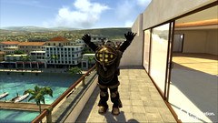 BioShock 2 for PlayStation Home - Bouncer