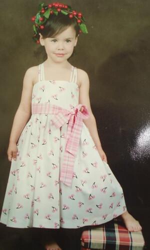 fotos de vestidos infantis 2011