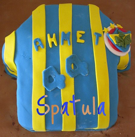 Fenerbahçe Forma 2 by Demetin spatulasi