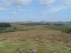 S1051764 (AppleJays) Tags: england nationalpark hills devon fields moors dartmoor moorland aonb tors