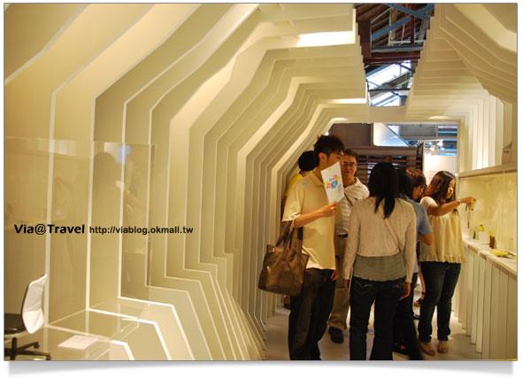 台中舊酒廠-2009台灣設計博覽會19