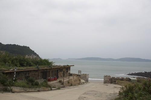 馬祖西莒 田沃港