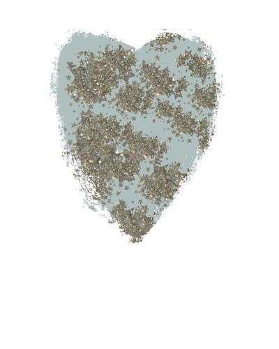 glittery-stars-heart
