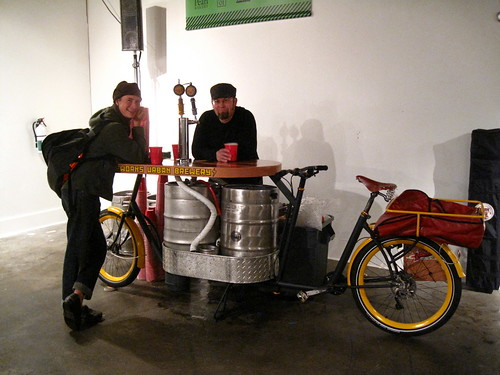 Metrofiets Beer Bicycle