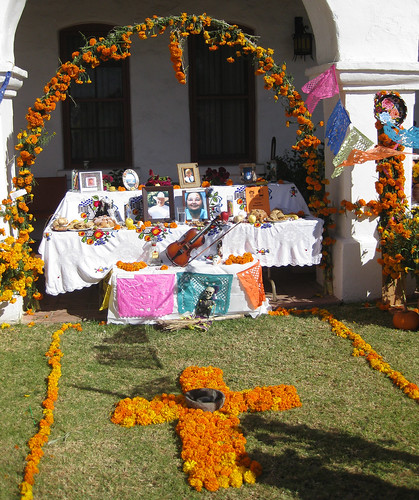 Day of the Dead, Oceanside