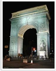New York 2009 - Washington Square