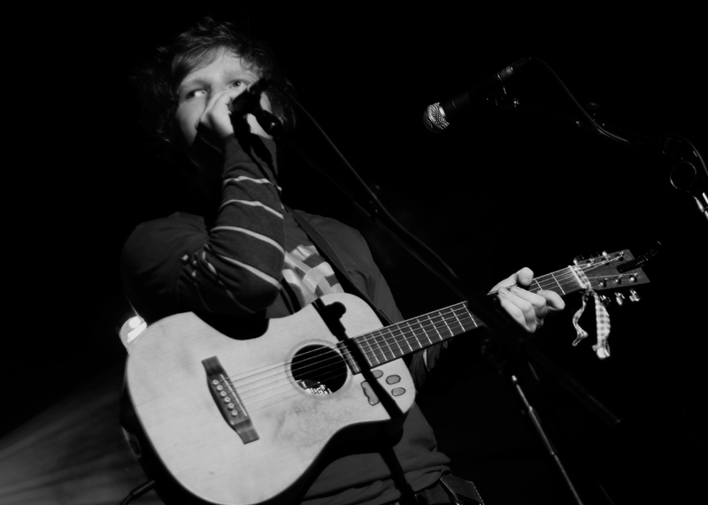Just Jack + Ed Sheeran @ The Academy2 11/11/09