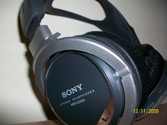 Sony MDR-XD200 Stereo Headphones