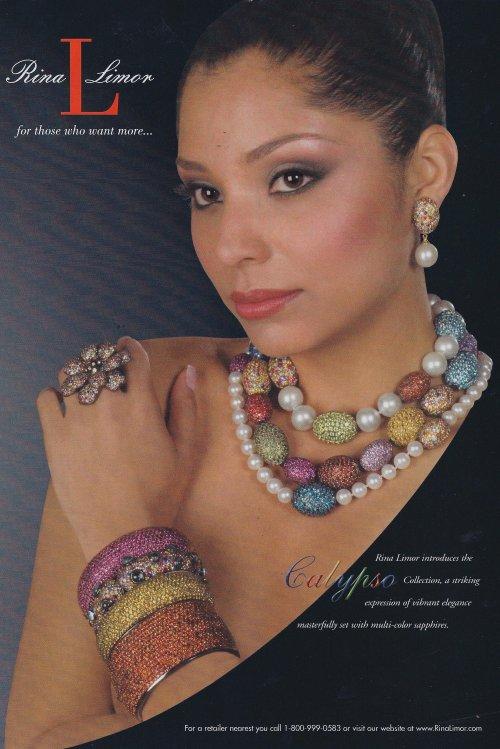 Rina Limor Calypso Jewelry