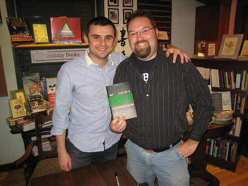 Me with Gary Vaynerchuk
