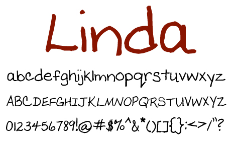 click to download Linda