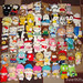 sanrio 100 plush collection - updated