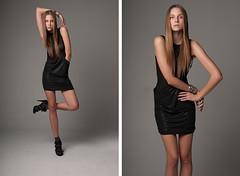 Masha (shatterkiss) Tags: ford fashion studio soft models cyc profoto