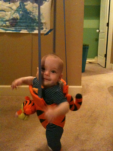 Colin in the jumpy