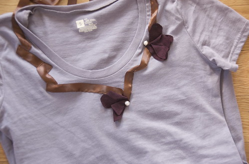 DIY Embellished Tees