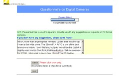 These guys still don't get it. (NateVenture) Tags: nikon survey questionnaire d700s nikondoesntgetit d700replacementsurvey