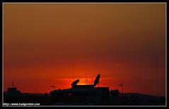 Big City Romantic / Nagyvrosi Romantika II. (FuNS0f7) Tags: sunset cyprus larnaca sonycybershotdscf828 cyprian
