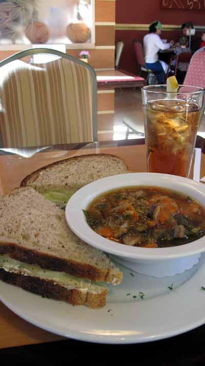 Cheap Eats: World Peace Cafe
