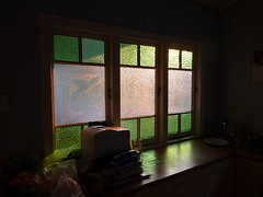 Morning light, coloured light, 118/365