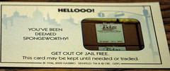 Spongeworthy (Todd Kravos) Tags: nikon version monopoly seinfeld getoutofjailfreecard d90 spongeworthy dsc7918