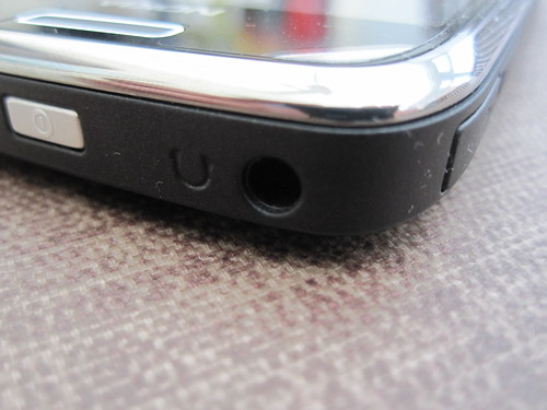 Nokia e72 3.5mm headphone jack