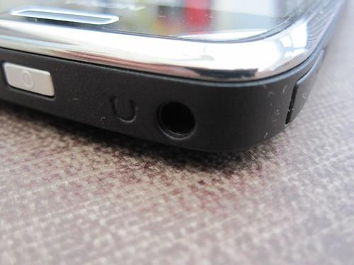 Nokia e72 3.5mm headphone jack