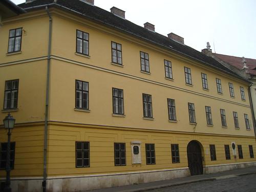 Lajos Kossuth Prison at Tancsics utca