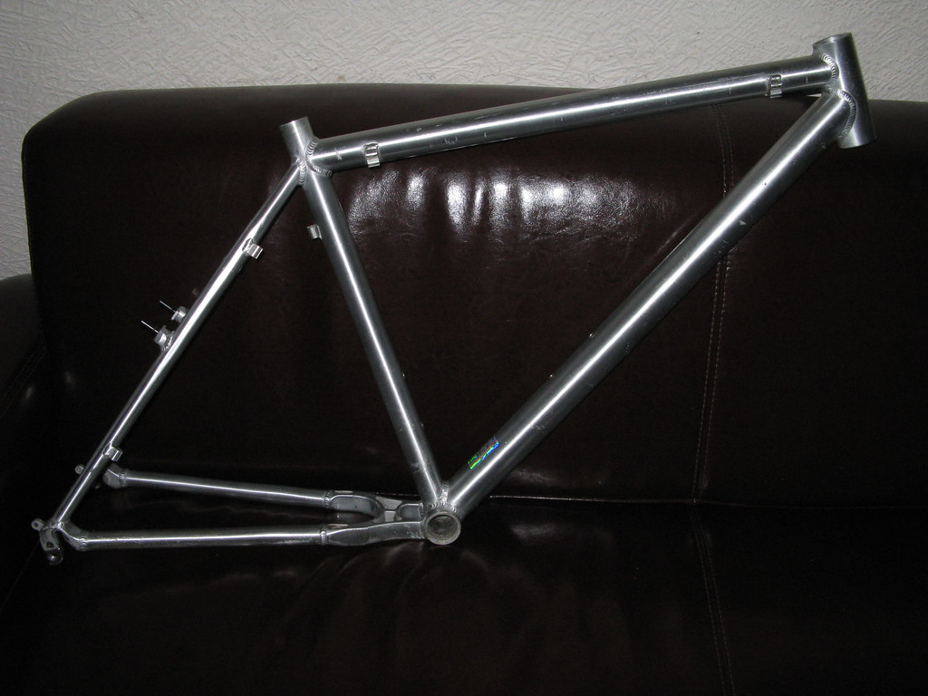 Easton Elite mountain bike frame