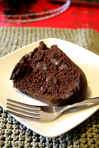 chocolate gingerbread cake. panini 019