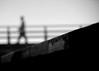 Detour (.I Travel East.) Tags: life silhouette walking hawaii nikon dof oahu walk monotone honolulu railing merrychristmas lucio detour happynewyear maligayangpasko toeveryone d700