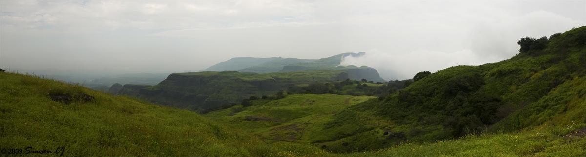 Harishchandragad Plateau