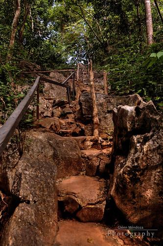 Path to Kayangan Lake 1