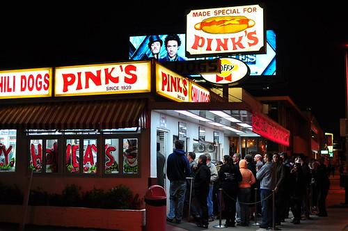 PINK'S FACADE