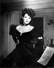 Sylvia (Linda Darnell)