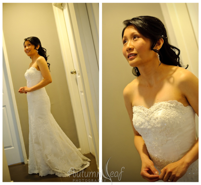 Clare & Nic's Wedding - The Beautiful Bride (by Autumnleaf Photography)