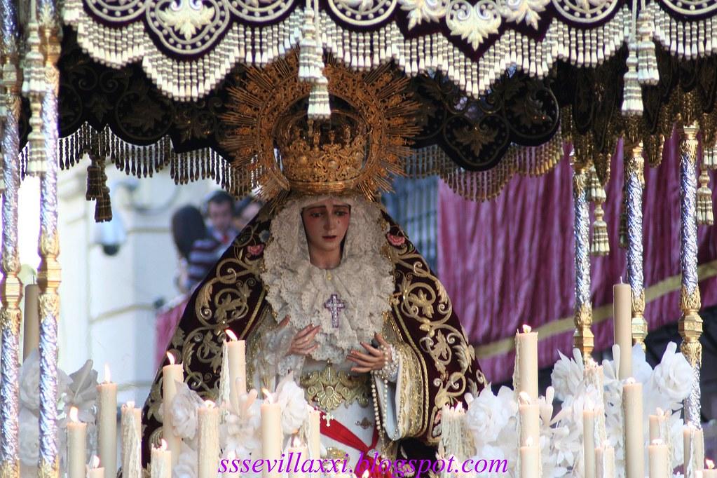 Nuestra Señora del Refugio. Miércoles Santo 2009