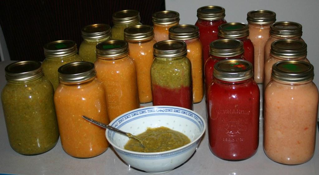 January 04, 2010 Soups