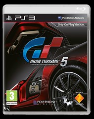 Gran Turismo 5 Packshot