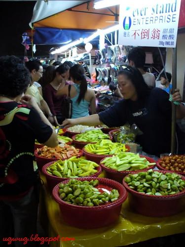 Taman Connaught Pasar Malam